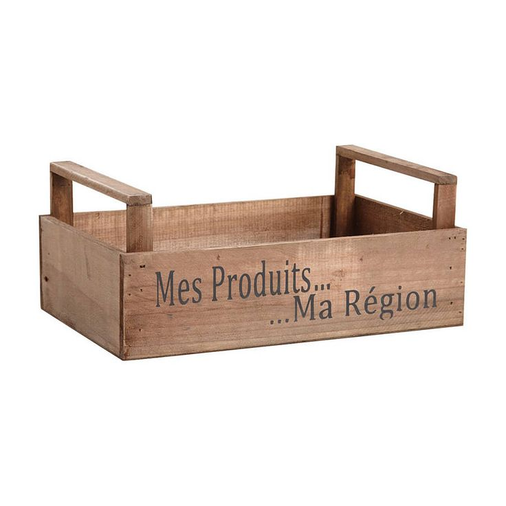 Produce Storage Crate! From notonthehighstreet