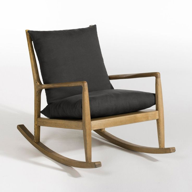 rocking chair dilma am pm la redoute 465e liberty 2. Black Bedroom Furniture Sets. Home Design Ideas