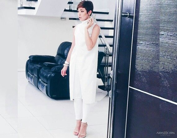 Jodi Sta Maria As Amor Powers Fashion White Fashion Celebs