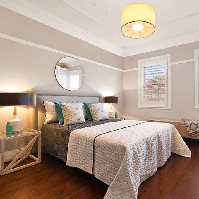 #interiors #styling #property #design #amazema bedroom Fairlight Street