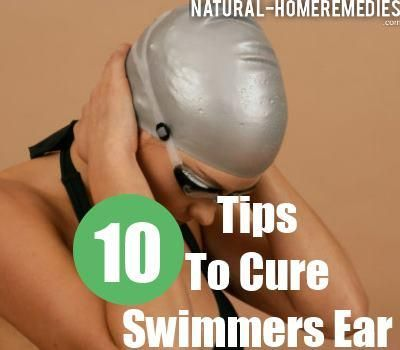 How To Naturally Cure Swimmers Ear