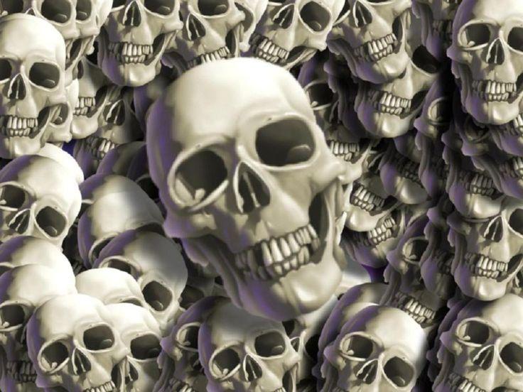29 best skulls images on pinterest skulls skull art and bones funny skulls voltagebd Choice Image