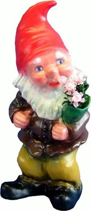 [ad_1] Gartenzwerg Blume 45 cm Zwerg – gartenzwerge figur garten ideen gestalt…