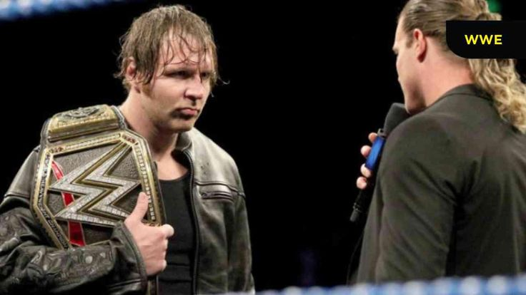 Tensions boiled as WWE World Champion Dean Ambrose and Dolph Ziggler met face to face before their match at SummerSlam. Philly.com's Vaughn Johnson recaps SmackDown Live.… #Athlete #Sports #Athletic #Olympics #Rio #RioOlympics #Rio2016 #Swimming #Gymnastics #Track #Soccer #Football #Basketball
