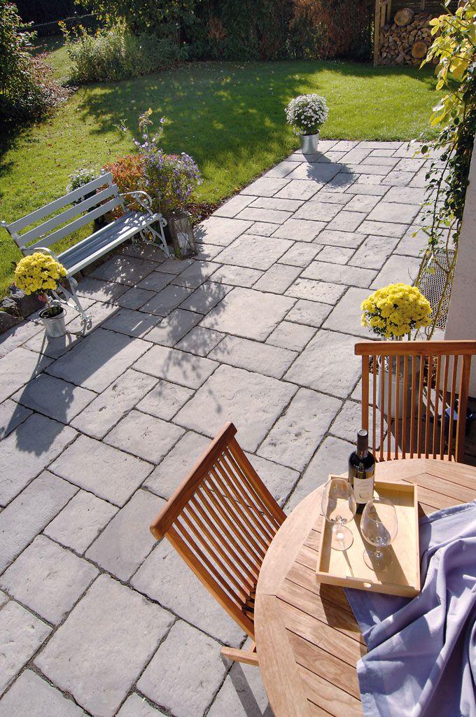 81 besten terrassenplatten bilder auf pinterest privat. Black Bedroom Furniture Sets. Home Design Ideas
