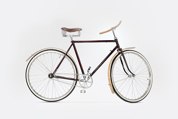 Bike Oldie 2000 single speed handmade in Poland