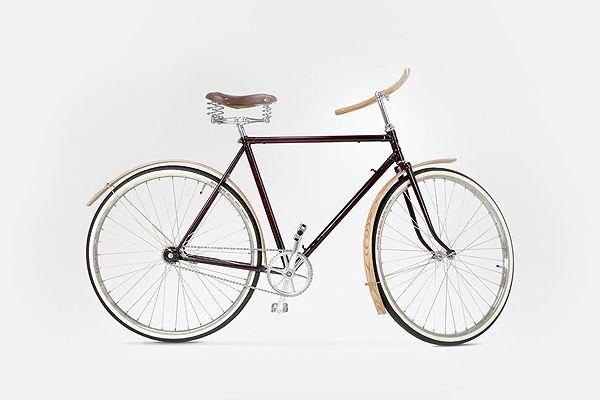 Bike Oldie 2000 single speed handmade in Poland