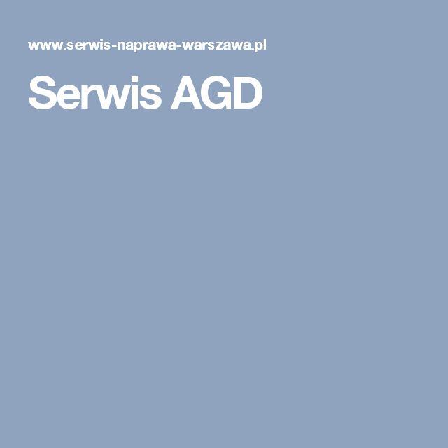 Serwis AGD