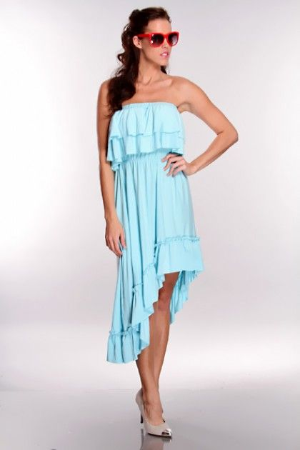 high low spring dresses - photo #26