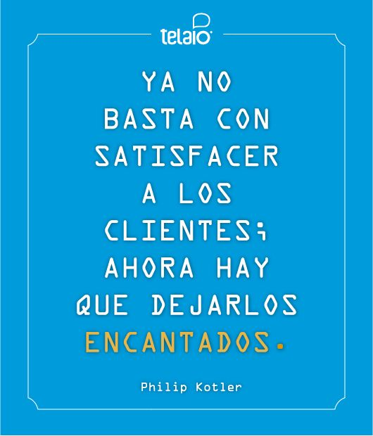 Philip Kotler #quote #frase #publicidad