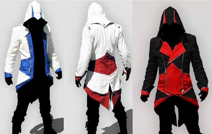 Connor Kenway Jacket