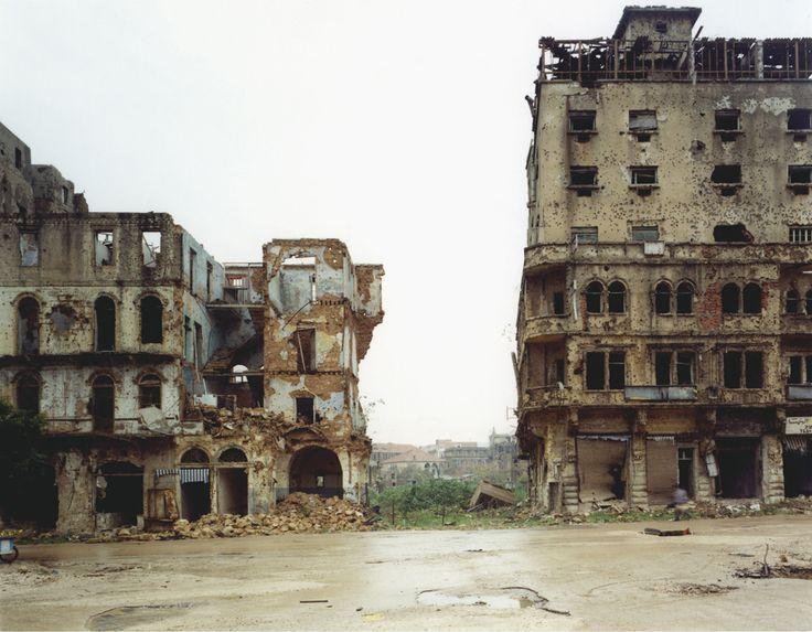 Gabriele Basilico / Beyrouth, 1991