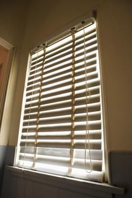 Hanging Blinds On Tension Rods Nothing More To The And