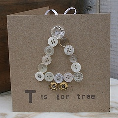 Great Idea for homemade Christmas cards!!