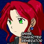 Anime Character Generator by xdanond
