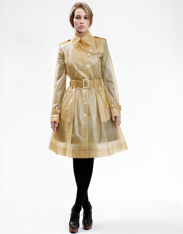 203 best Raincoats images on Pinterest   Raincoat, Parka and Rain