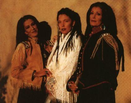 Walela (Musician) Rita Coolidge: Cherokee Laura Satterfield: Cherokee Priscilla Coolidge: Cherokee