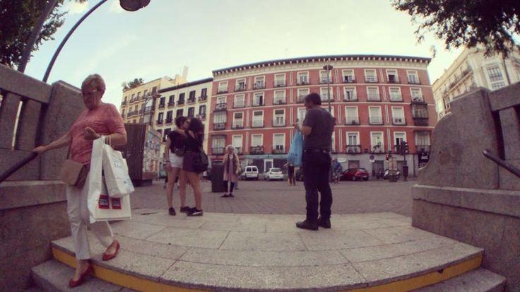 Leave The. Stare At. Kiss It. Repeat 1. There's magic in this order. Madrid Spain. - Deja Aquello. Mira A. Besa Eso. Repite 1. Hay magia en este orden. Madrid España. - #Sudacaframes #ElojoabiertodeGuaicaipuro #Boomerang #film #españa #people #magic #Instagram #Losangeles #smoke #nyc #street #Berlin #video #photographer #Caracas #filmmaker #writer #paris #artist #London #trust #madridmemola #taipei #ontheroad #subway #people #repeat