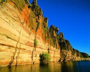Geike Gorge Cruise, Broome, WA