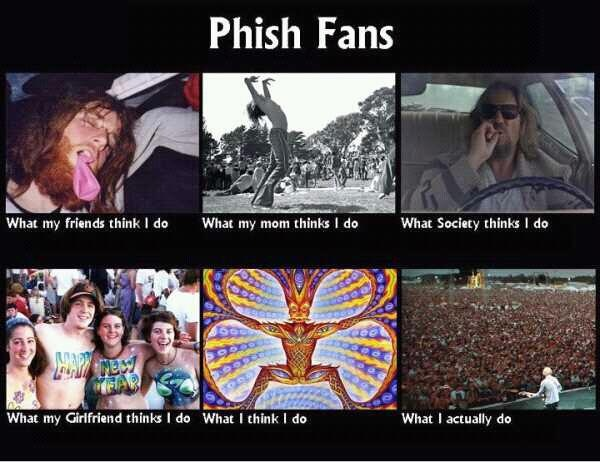 Google Answers: PHISH fans - need names of celebrities who ...