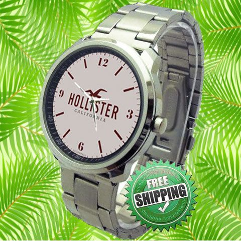 Hollister California Badge Sport  Watch by lakonmenang on Etsy, $15.00
