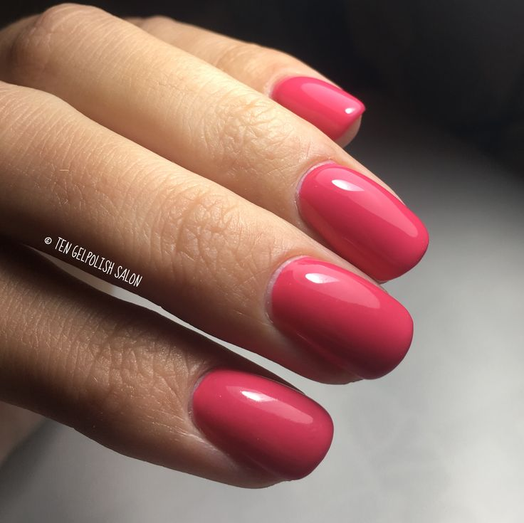 Gel overlay - Quida gelpolish number 52 - pink - russian manicure - TEN GELPOLISH SALON - www.facebook.nl/tenzwolle