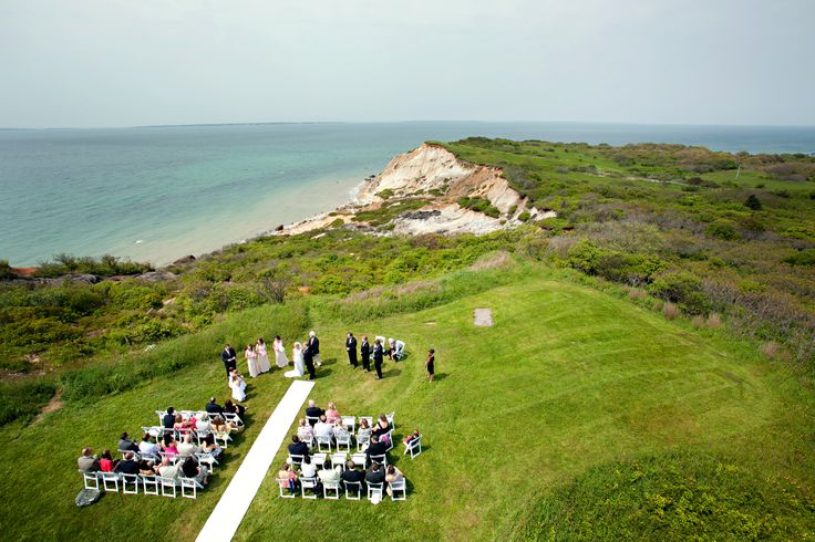 Ceremony In Aquinnah Photo By Pizzuti Studios