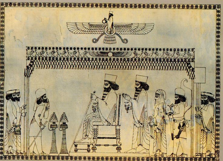 Ancient Persian Religion on emaze