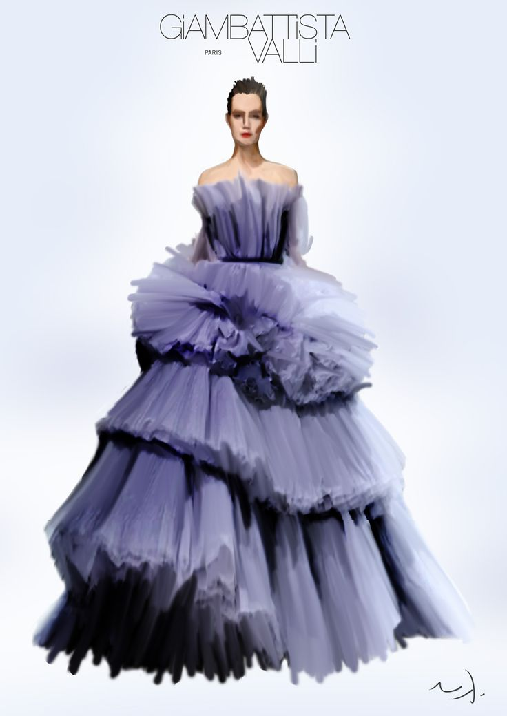 GiAMBATTiSTA VALLI on Behance