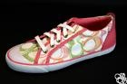 COACH Barrett Dream Signature Sneakers Shoe size 8.5
