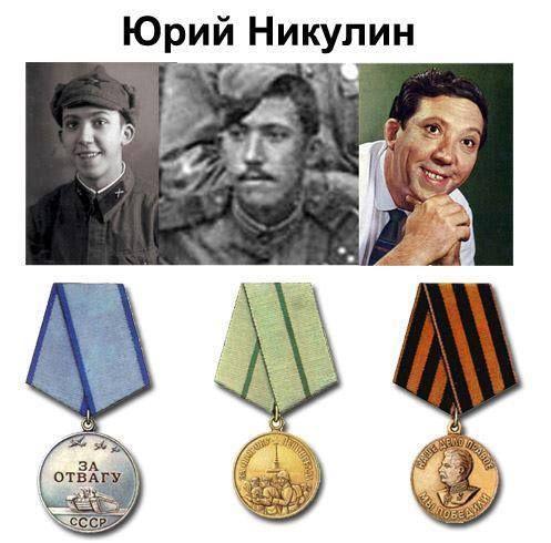 Советские актеры - участники Великой Отечественной войны | Блог Lexwork | КОНТ