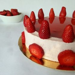 Cheesecake alla fragola con ricotta recipes