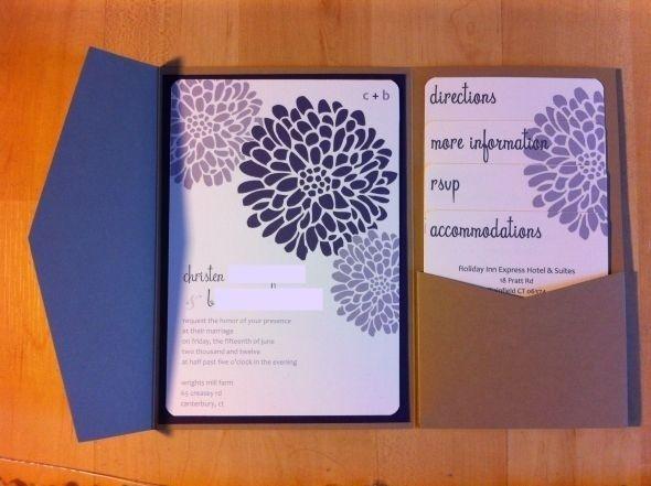 Wedding Invitation Ideas Pinterest: 17 Best Wedding Programs Images On Pinterest