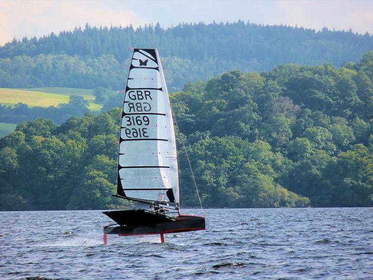 International Moth Scottish Championship