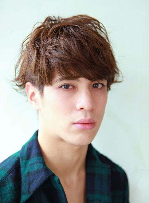 ナチュラルツーブック 【YOKe】 http://beautynavi.woman.excite.co.jp/salon/27751?pint ≪ #menshair #menshairstyle・メンズ・ヘアスタイル・髪形・髪型≫