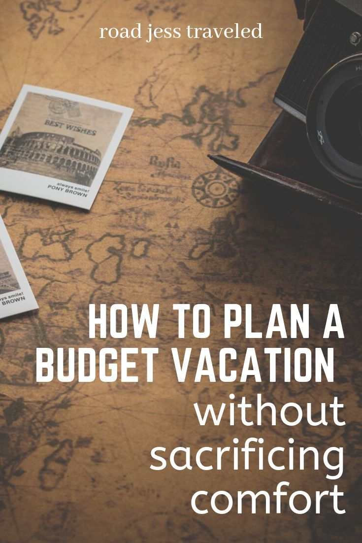 need help planning your dream (but affordable) vacation? look no more! this vide…
