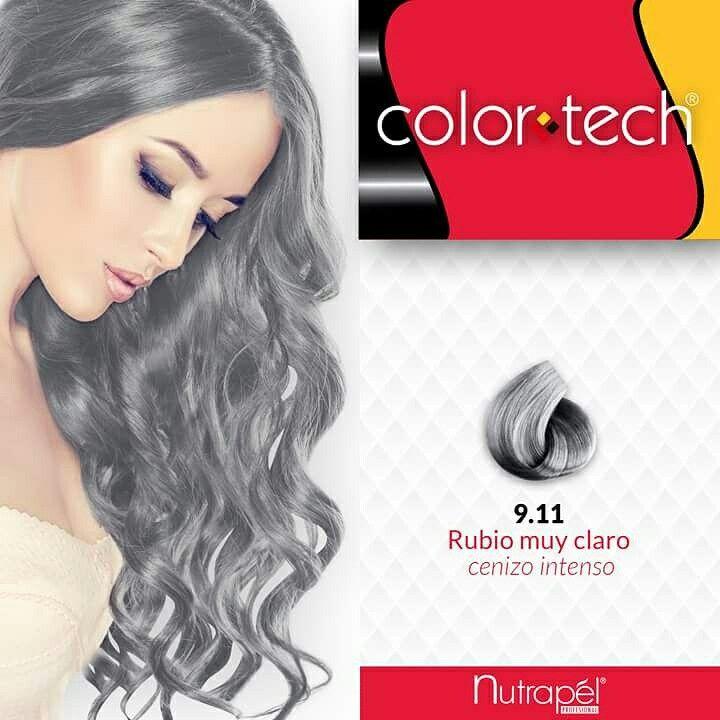 2d43265964 #coloracion #plateados #venta #distribucion #mercadeo #marketigdigital  #colortech #nutrapel #venta #distribucion#hairdesigner   Cabello in 2019    Colores de ...
