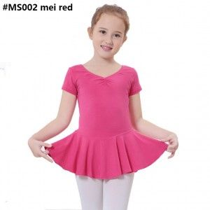 ballet dress MS002 mei red