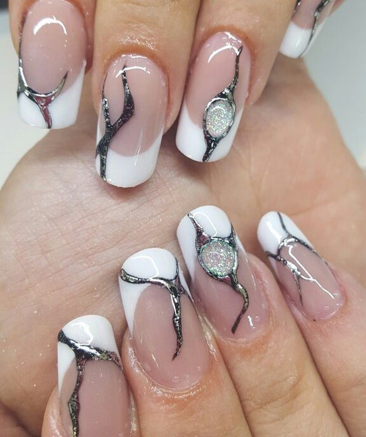 Красивые Ногти Летний Маникюр