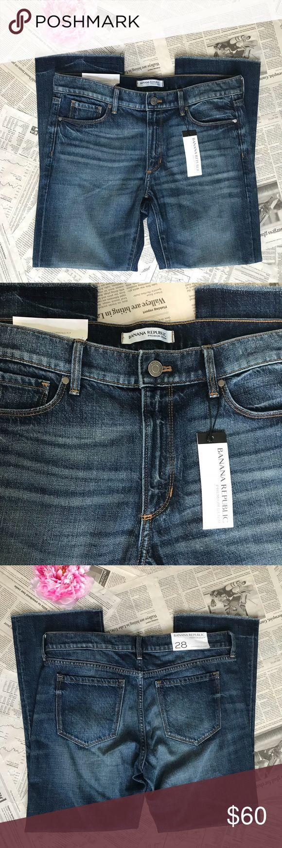 I just added this listing on Poshmark: Banana Republic Cropped Flare Jeans. #shopmycloset #poshmark #fashion #shopping #style #forsale #Banana Republic #Denim