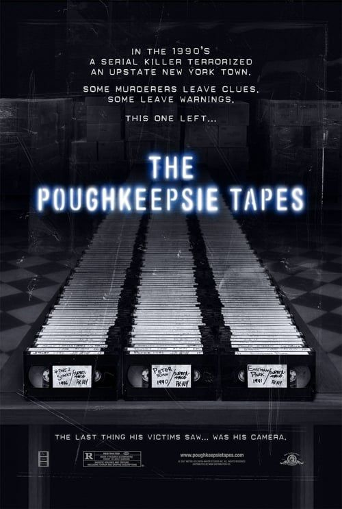Watch The Poughkeepsie Tapes Full Movie Online