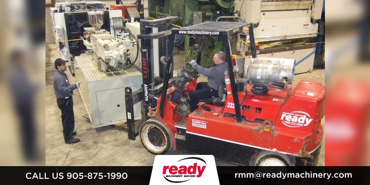 It takes a lot of power to move the Greater Toronto Area's equipment and machinery. Fortunately, we're ready to take on the task with our fleet of heavy-duty forklifts. Call us at 1-800-211-2500.