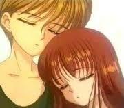 Hayama y Sana Kodomo no ocha