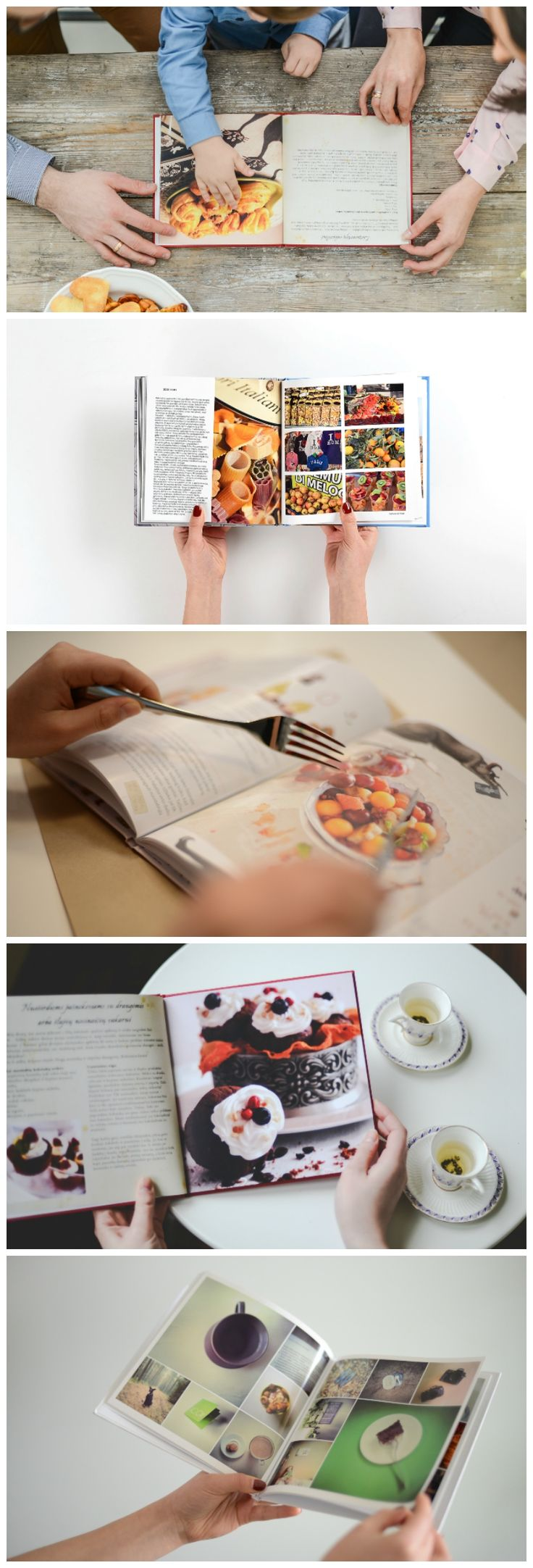 325 best photo book inspiration images on pinterest photo books 5 personalised cookbooks you can make yourself scan or photograph your favourite recipes and put family recipesphoto booksalbums solutioingenieria Image collections