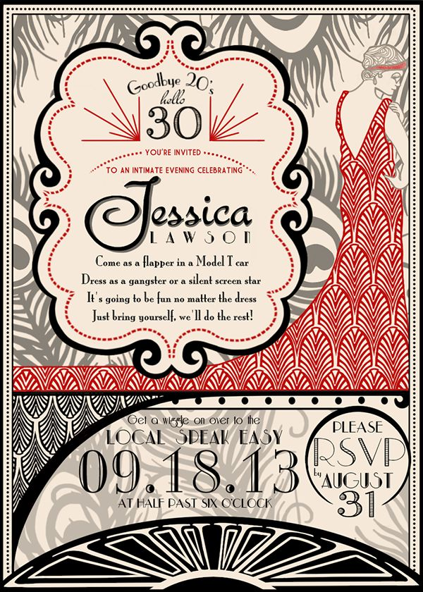85 best 1920\'s Theme images on Pinterest | Roaring 20s, Weddings and ...