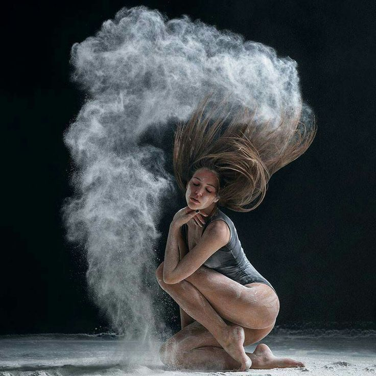 """From the Collection """"Explosive Portraits of Dancers Captive Their Breathtaking Moves"""" by Alexander Yokovlev"""