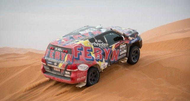 Con una gran participación cercana a los 300 inscritos, el pasado 17 de abril tomaba la salida una edición más, y ya van seis, del Libya Rally 2014, disputado Marruecos debido a los problemas en el oais que lo vio nacer.