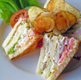 Club sandwich | Sandwiches, salads & such.... | Pinterest