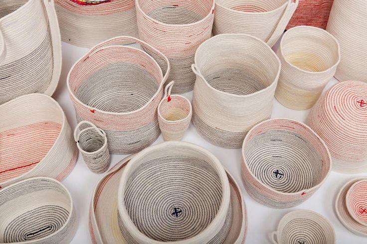 3   Doug Johnston's Basket-weaving Method Is An Ancient Precursor To 3-D Printing   Co.Design   business + design