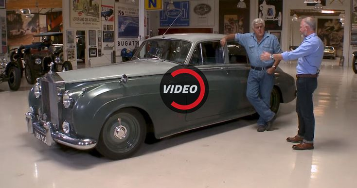 Vintage Rolls Royce Silver Cloud Turned Into An LS7-Powered Sleeper